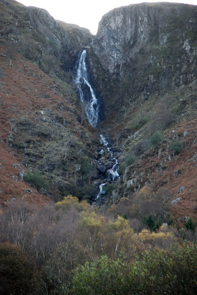 lakes - ghyll force