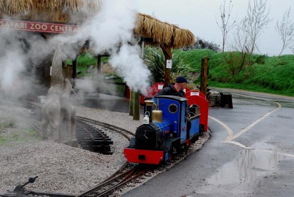 lakes - steam train 1