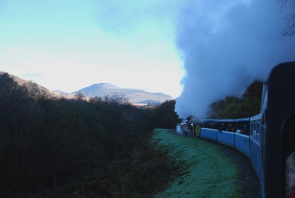 lakes - steam train 3