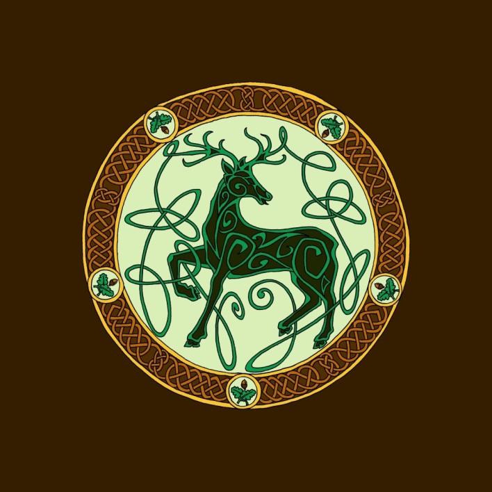 stag colour 1 - green tn