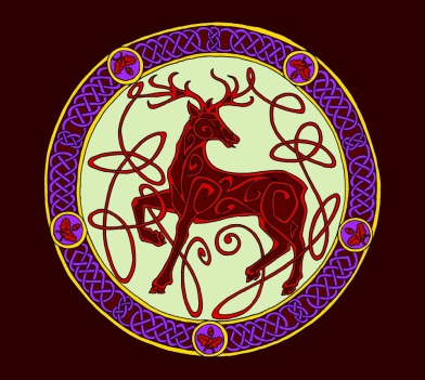 stag colour 2 - red tn