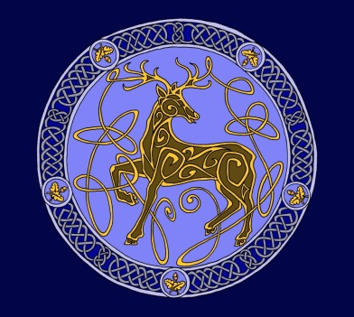 stag colour 3 - gold tn