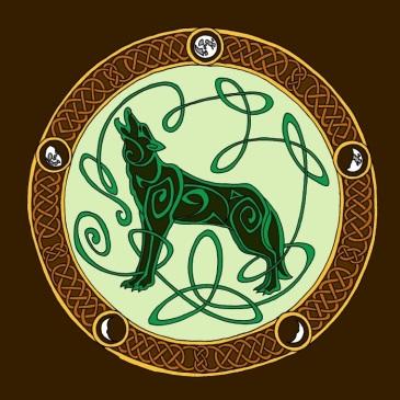 wolf colour 2 - green tn