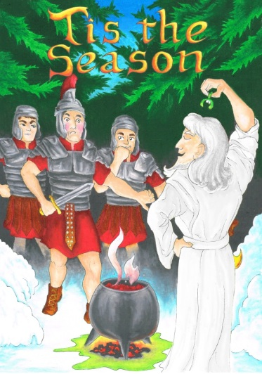 mistletoe 2 roman vs druid colour 2 title SMALL